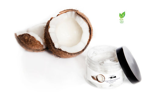 Coconut Face Wash Mild Exfoliant