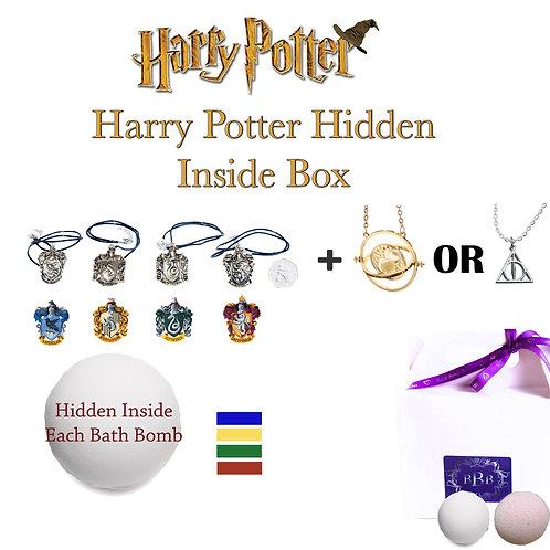 Harry Potter Hidden Inside Gift Set