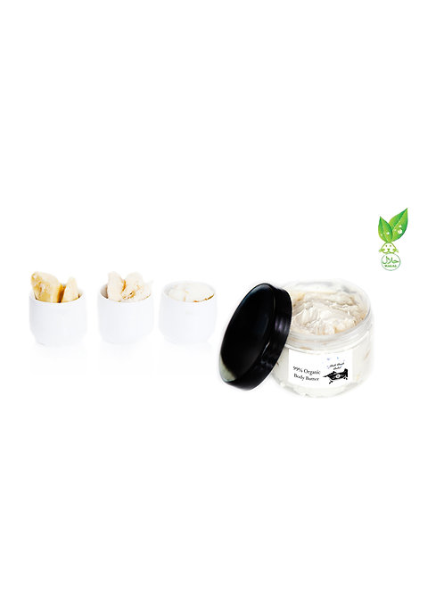 """""""Four Butters"""" Body Butter"""