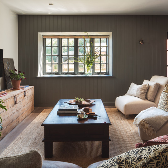 Redbrick Studio living room