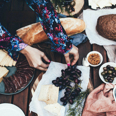 Holidays for Cooks & Foodies