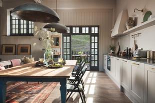 Redbrick Barn kitchen dining