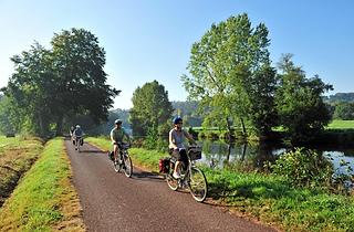 Walking & Cycling at Exe Valley Glamping