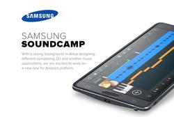 Samsung Sound Cloud