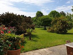 Jardin - Runello, Belle ile en mer, Bangor, Bretagne, France - Location de maison