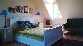 Runello - chambre - location de maison à Belle ile en mer