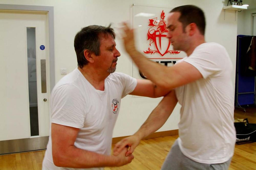 Instructor Tino - Wing Chun London