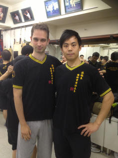 With Sihing Danny CCK
