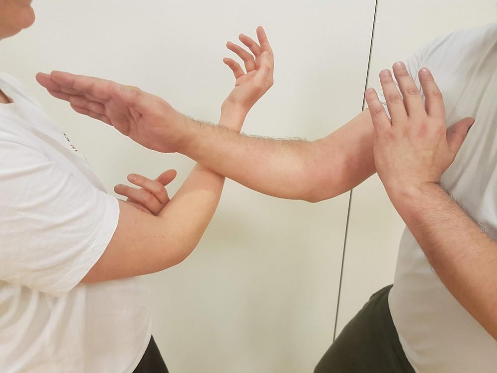 Biu Zi - Wing Chun London