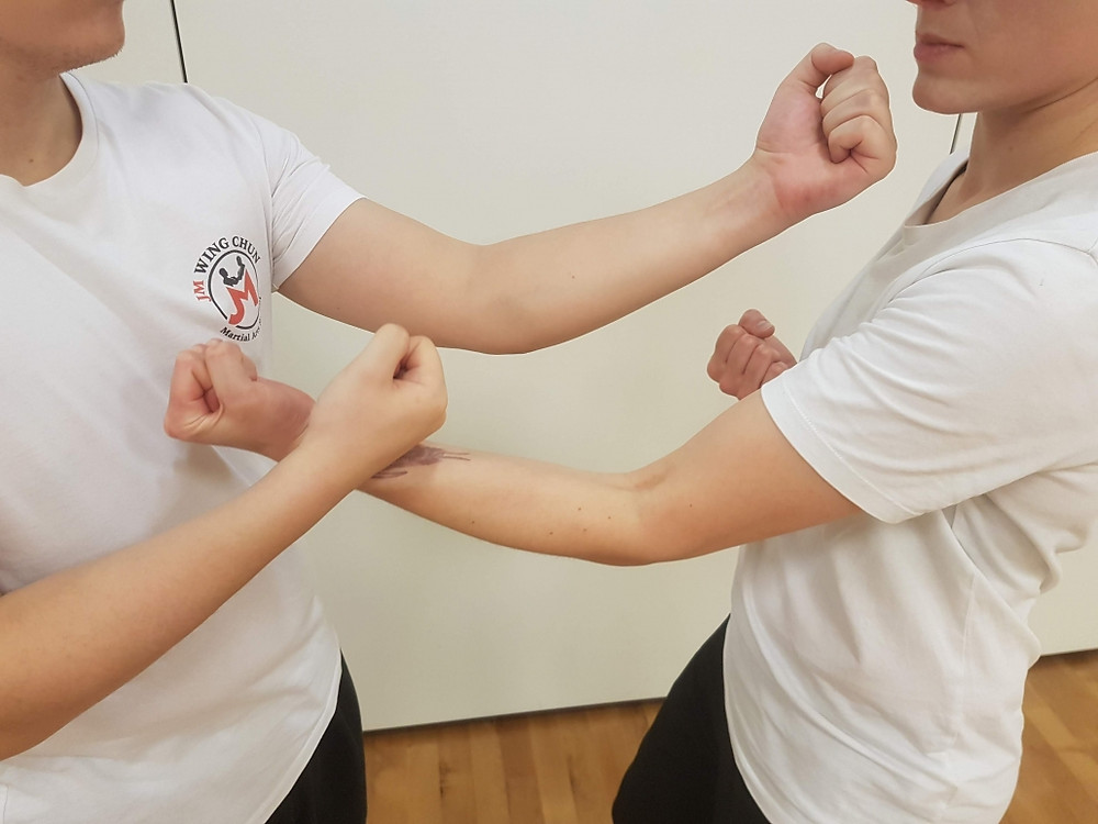 Gwaat Daa 8 Punch - Practical Wing Chun