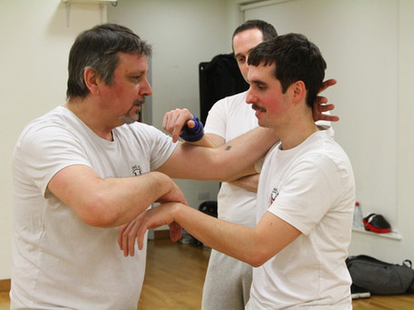 SAS in Wing Chun – Softness Accuracy Speed