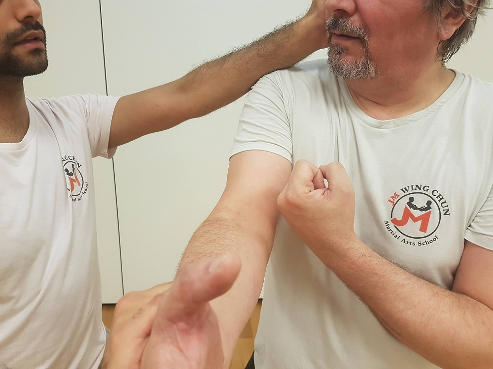 Waang Pok Zoeng - JM Wing Chun London