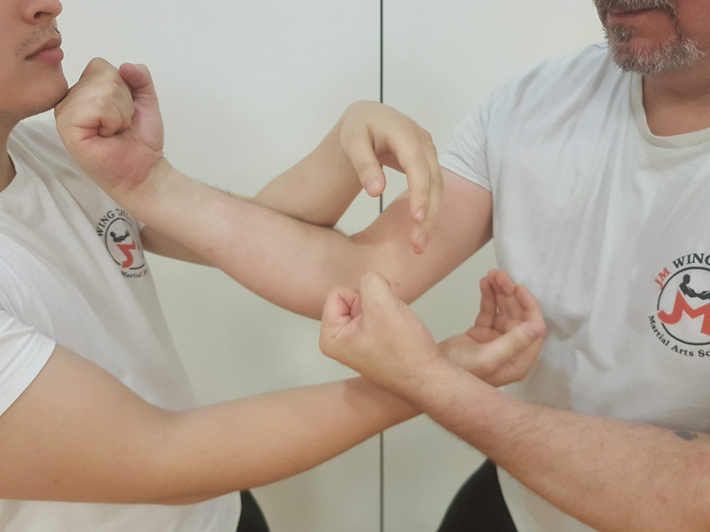 Wing Chun Chi Sao London