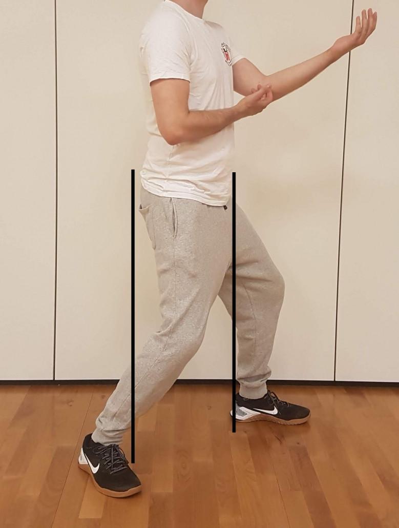 Fighting Stance - Practical Wing Chun London