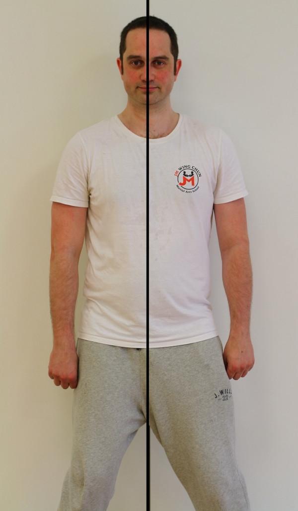 1st Centreline - Wing Chun London