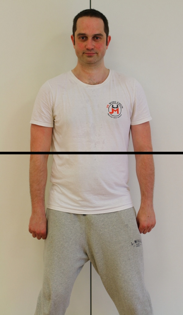 2nd Centreline - Wing Chun London