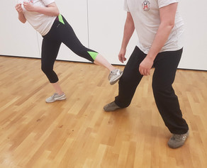 The 3 Kicks and 1 Knee of Practical Wing Chun