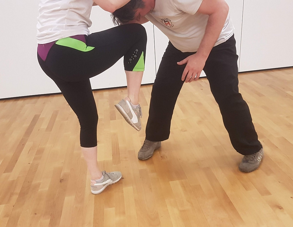 Wing Chun London Knee