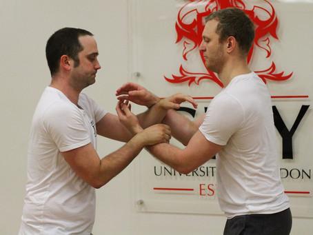 3 Reasons to train 'Free Chi Sao' in Wing Chun