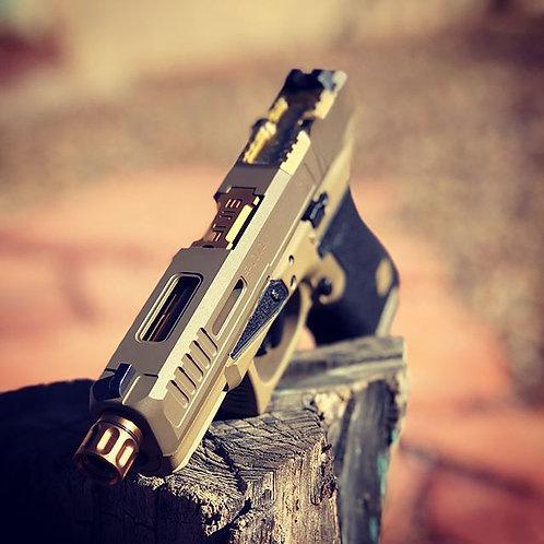 El CuCuy : Glock 19 17 26 & 43