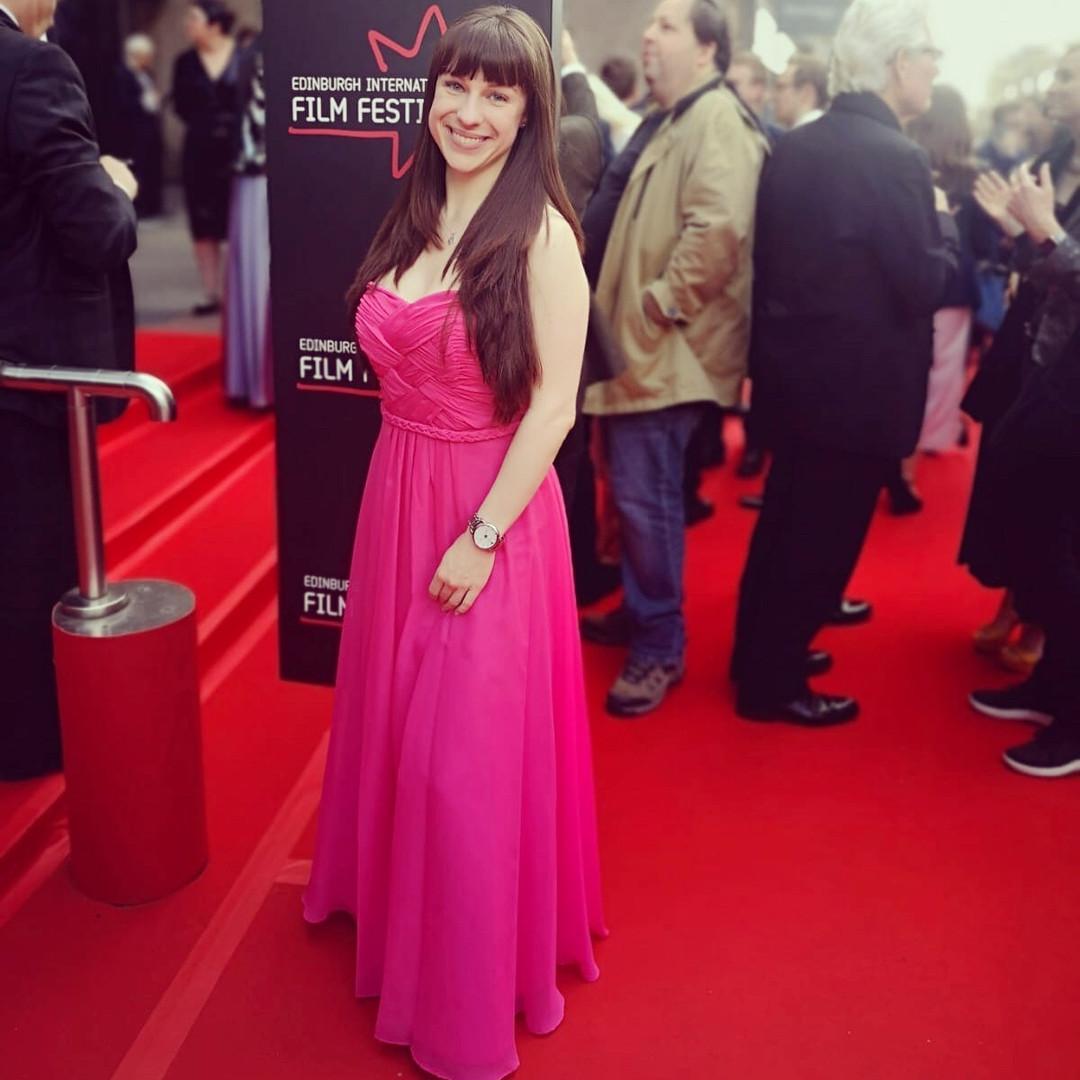 Client Entertainment at Edinburgh's International Film Festival - what a life!