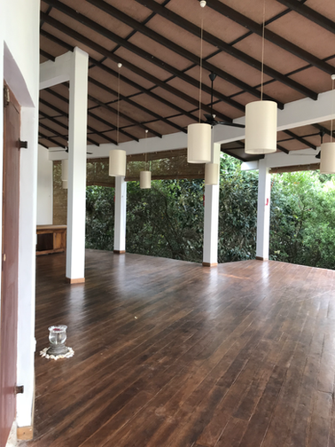 The Yoga Shala at Sen Wellness Sanctuary