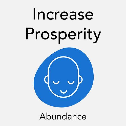 Increase Prosperity