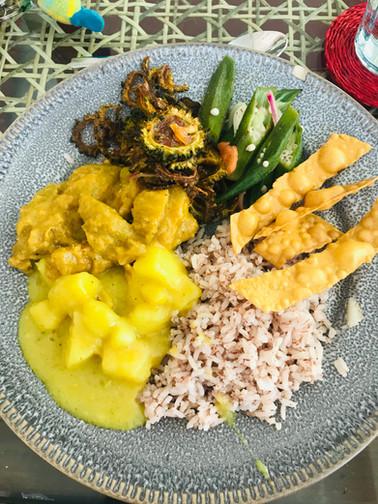 Ayurvedic Food full of energy