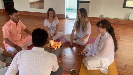 Closing Ceremony - Sacred Fire