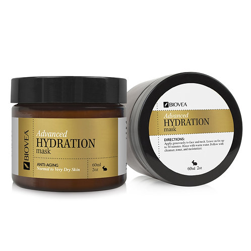 ADVANCED HYDRATION MASK (Organic) (2oz) 60ml