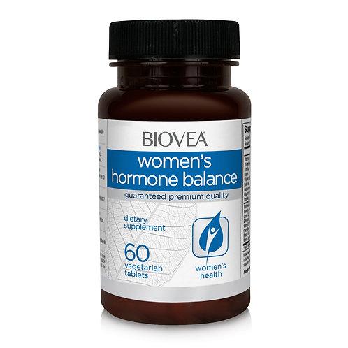 WOMEN'S HORMONE BALANCE 60 Vegetarian Tablets