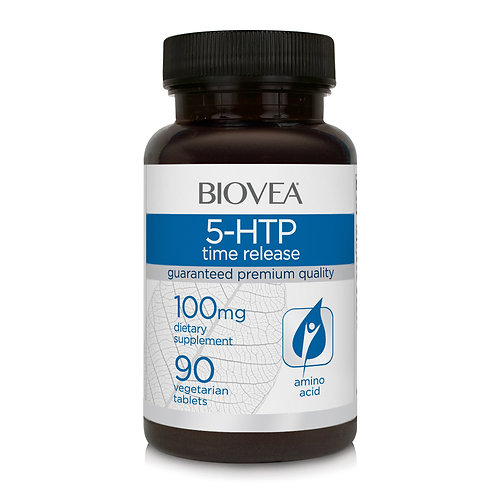 5-HTP (Time Release) 100mg 90 Tablets