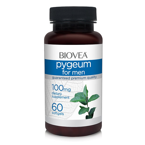 PYGEUM (For Men) 100mg 60 Softgels