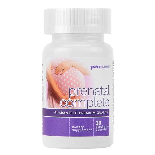 PRENATAL COMPLETE (No Vitamin A) 30 Vegetarian Capsules