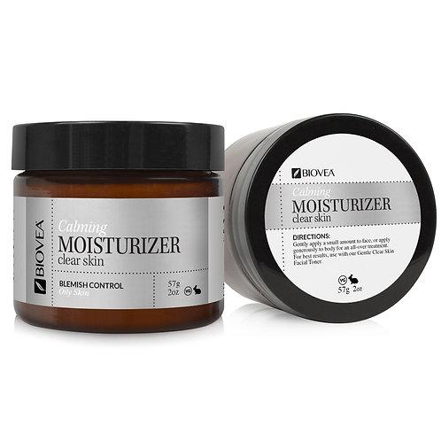 CALMING CLEAR SKIN MOISTURIZER (2oz) 60ml