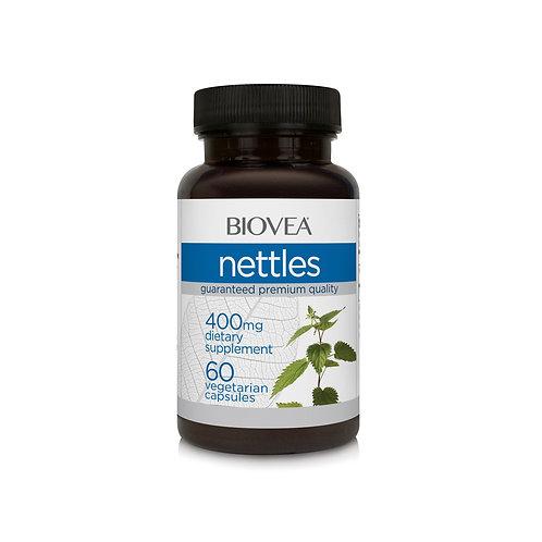 NETTLES 400mg 60 Vegetarian Capsules
