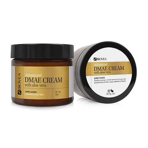 ADVANCED DMAE ANTI-AGING CREAM (2oz) 56.7g