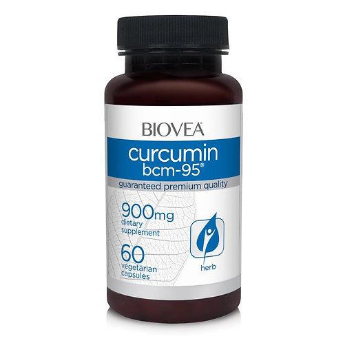 CURCUMIN BCM-95 Turmeric Extract 450mg 60 Vegetarian Capsules