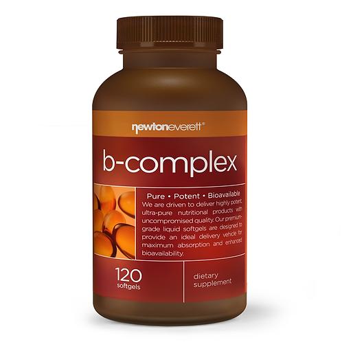 VITAMIN B-COMPLEX 600mg 120 Softgels
