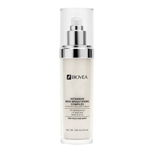 INTENSIVE SKIN BRIGHTENING COMPLEX (Hydroquinone Créme) 100 g (3.5oz)