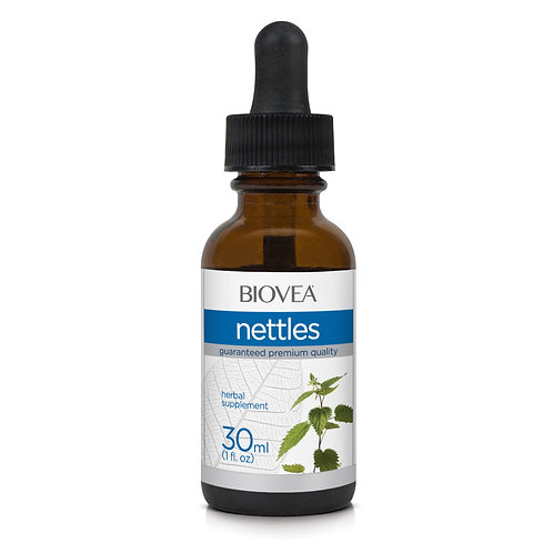 NETTLES LIQUID DROPS (1oz) 30ml