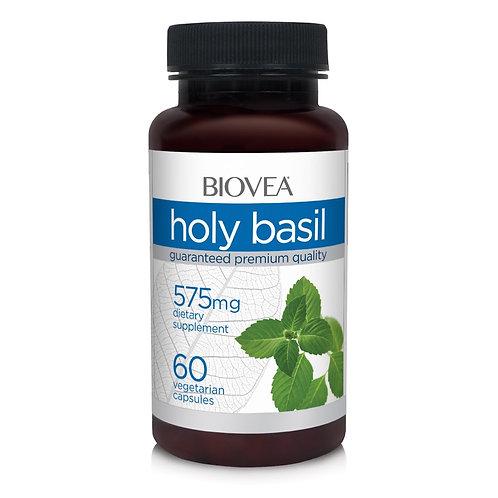 HOLY BASIL 575mg 60 Vegetarian Capsules