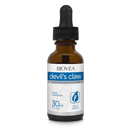 DEVIL'S CLAW LIQUID DROPS (1oz) 30ml