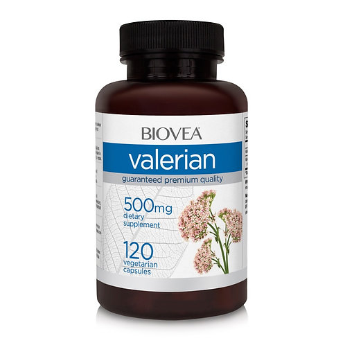 VALERIAN 120 Vegetarian Capsules