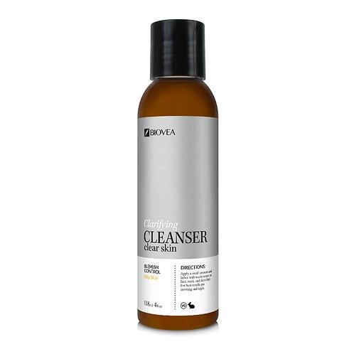 CLARIFYING CLEAR SKIN CLEANSER (Organic) (4oz) 118ml