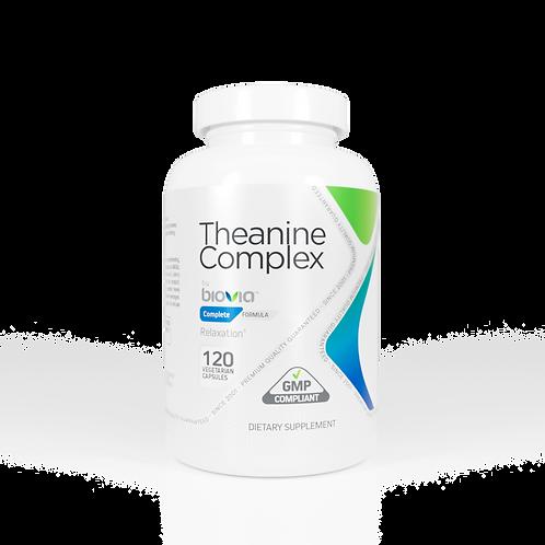 THEANINE COMPLEX 120 Vegetarian Capsules