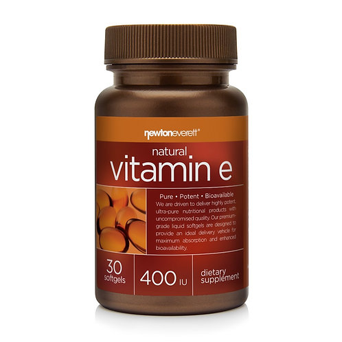 VITAMIN E 400 IU 30 Softgels