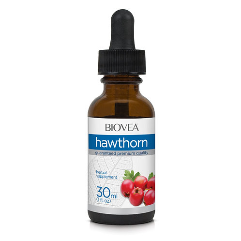 HAWTHORN LIQUID DROPS (1oz) 30ml