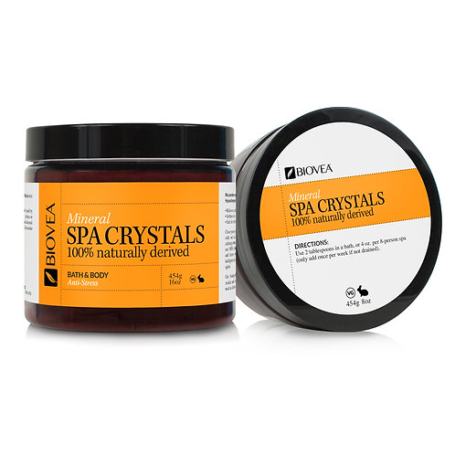 MINERAL SPA CRYSTALS (16oz) 473ml