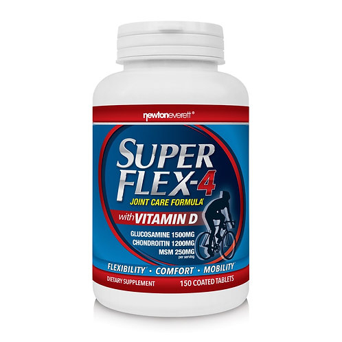 SUPERFLEX-4 JOINT CARE FORMULA with VITAMIN D 150 Tablets